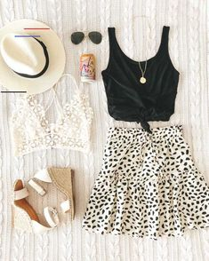 date outfit dress Cute Summer Outfits, Cute Casual Outfits, Spring Outfits, Summer Clothes For Women, Stylish Summer Outfits, Summertime Outfits, Womens Fashion Casual Summer, Summer Fashions, Summer Clothing