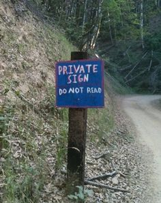 29 Signs That Raise More Questions than They Answer | BlazePress