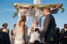 Yacht StarShip Wedding Ceremony