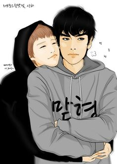 Fanart by Sanha  http://rieferrier.tumblr.com/post/26286525366/gtop-by-sanha-4-http-lovesosweet-com