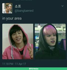 Black pink in your area