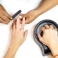 7 Manicure Hacks Straight From The Pros