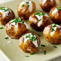 Top 10 storecupboard canapé ideas | BBC Good Food