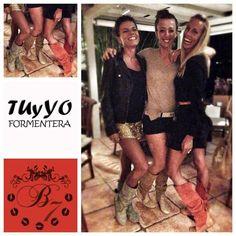 TUyYO FORMENTERA meets B7 BOOTS