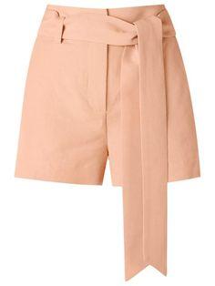 Compre Giuliana Romanno Short com amarração em Giuliana Romanno from the world's…
