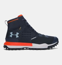 Men's UA Newell Ridge Mid GORE-TEX® Hiking Boots