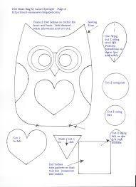 Resultado de imagen para owl patterns