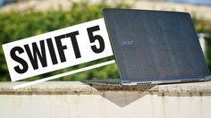Acer Swift 5: potente, bello e a buon prezzo http://www.sapereweb.it/acer-swift-5-potente-bello-e-a-buon-prezzo/         Acer SWIFT 5 Il mercato PC è sempre traballante, ma torna a crescere l'interesse su notebook classici e 2-in-1, lo sa bene Acer che non ha mai smesso di innovare e presentato nei mesi scorsi una bella line-up con le serie Spin e Swift. Quest'ultima è quella più classica, po...