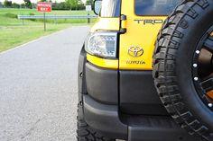 FJ_Yellow_#1 — Davis Autosports Fj Cruiser Off Road, Fj Cruiser Mods, Toyota Fj Cruiser, Land Cruiser, Lifted Jeep Cherokee, Jeep Wrangler Lifted, Jeep Wrangler For Sale, Lift Kits, Monster Trucks