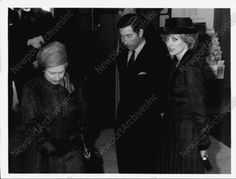 6 or 7 mar 1985 members of the royal family attended a service at st pauls catherdral followed by a visit to the Goldsmiths hall.  THe service marked the golden jubilee of King Georges jubilee trust.