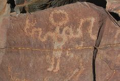 A hill in the northeast Argentina that holds cave paintings, which was considered to be a sacred place before the Incan conquest of the region in the 15th c. has been identified. Cerro Kawsay (Hill of Life, in the Quechua language) seems to have been a sacred place since between 900-1000 A.D, although it could be from the Formative period (500 A.D). Of the 329 chiseled or carved figures, 267 are zoomorphic and most are representations of llamas, linked to the origin myths of the Inca people.