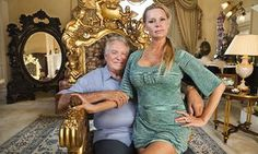 David Siegel and Jackie Siegel in The Queen of Versailles.