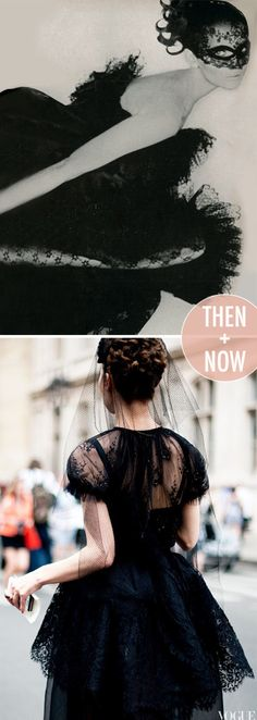 black lace now and then | coco+kelley