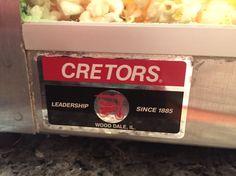 Popcorn kone @ Rio Cinema