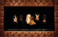 Iconic Jean Paul Gaultier corsets