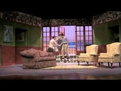 """Part 1 of Westminster Dramatic Association's 2007 production of the mystery play, """"And Then There Were None. Mystery Plays, Then There Were None, Stage Set Design, Westminster, Savage, Theatre, Youtube, Staging, Theatres"""