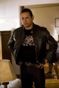 """Raymond Cruz as Julio Sanchez from the TV Show """"The Closer"""" and now in Major Crimes"""