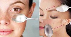 Ontdek de geweldig lepelmassage voor je gezicht | gezonderleven.com