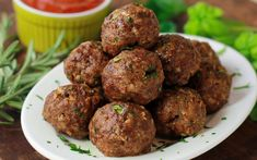 Did you know March 9th is National Meatball Day?  Well, sadly there are no days off or big store sales for national meatball day, but none the less it is cause for celebration!Meatballs are one of my favorite foods, they are incredibly versatile and can be packed with so much flavor.  I love them in [...]