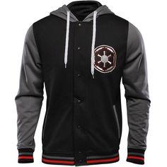 Star Wars Sith Letterman Jacket