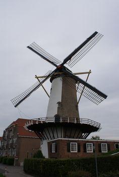 [783] D'Orangemolen te Willemstad