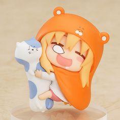 Himouto! Umaru-chan Trading Mini Figures Sleepy Umaru GSC /PSL