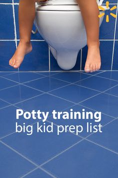 Once your little guy or gal is showing signs of being ready to start potty training, it's time to gather all of the things you'll need to get started. Make sure your little one can choose some of his potty training gear, especially the potty chair and the rewards he gets for doing a great job. And of course, don't forget the training pants, and let them learn how to take them up and down, just like regular underwear.