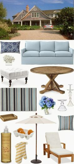 CHIC COASTAL LIVING: Desiree's Favorite Things for September Something's Gotta Give Somethings Gotta Give