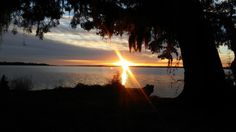"""Beautiful place & it's free!"" - Senya212  Free waterfront camping in Florida's Panhandle. Bayside Campground AKA Grassy Point is situated on a tranquil bay not far from Pensacola, FL.  https://freecampsites.net/grassy-point/                         t"