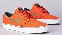 "Nike SB Zoom Stefan Janoski ""Urban Orange"" Acessórios Masculinos 52651b6cc38"