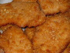 Sweet Satisfactions: Pork Chops and Ritz Crackers!