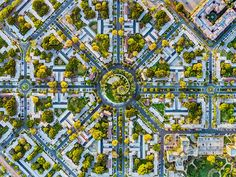 12 | Aerial Photographs Reveal The Gorgeous Geometry Of L.A. And NYC | Co.Design | business + design