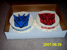 Transformers - Decepticons and Autobots