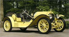 Stutz Model E Bearcat Roadster - 1914