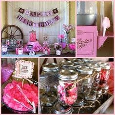 cowgirl party ideas | ... Cards, now Courtney Warren Creative: Cowgirl Chic Birthday Party Ideas