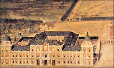 ESPAÑA: Palacio Real de Aranjuez s.XVII.