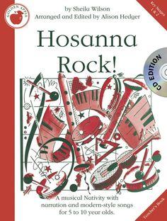 Pianolearningsoftware Sheila Wilson Hosanna Rock Teachers Book Cd