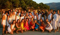 Take part in our toga party in Poros! Our Great Escape tour takes you to 8 countries in 24 Days from $4450!