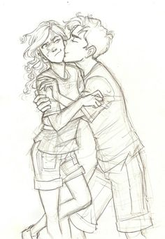 percy and annabeth 99% sure this is by burdge