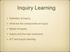 Image result for graphic organisers for inquiry learning