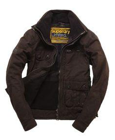 Superdry Wax Pit Jacket - Men's Jackets ($100-200) - Svpply