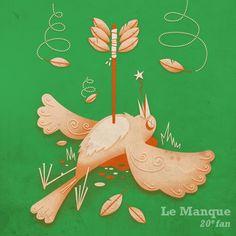 20e fan par Le Manque