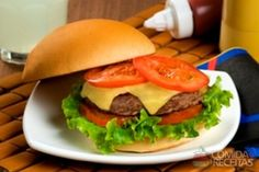 Receita de Cheese picanha salada em receitas de paes e lanches, veja essa e outras receitas aqui!