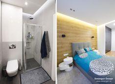 © Devangari Design www. Bathtub, Cabinet, Interior Design, Storage, Furniture, Home Decor, Footlocker, Interior Design Studio, Homemade Home Decor
