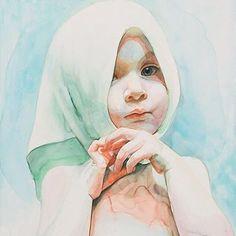 Cropped painting by... Ali Cavanaugh... @_alicavanaugh_