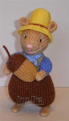 Ideas Crochet Baby Boy Hat Free Pattern Mice For 2019 Free Knitting Patterns Uk, Animal Knitting Patterns, Christmas Knitting Patterns, Free Pattern, Bear Patterns, Knitting Ideas, Crochet Baby Boy Hat, Baby Boy Hats, Crochet Dolls