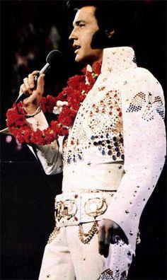 Elvis in concert in Hawaii january 14 1973.  sc 1 st  Pinterest & Elvis Presley - Halloween costume | Elvis | Pinterest | Elvis ...