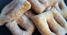 Dochrumkava vypražené jemné cesto obalené vpráškovom cukre, to je vynikajúca maškrta pre deti aaj pre dospelých.    Potrebujeme:     ... Bread, Food, Brot, Essen, Baking, Meals, Breads, Buns, Yemek