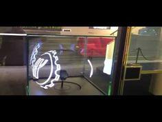 Sphere display for Hublot at Baselworld Display, Youtube, Floor Space, Billboard