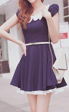 cute dress, 3 grcute outfit, K Fashion,  (≧∇≦)/ casual, cute outfit, Cute Korean Fashion, korea, Korean, seoul, kfashion, kpop fashion, girl's wear, ladies' wear, pretty, kawaii